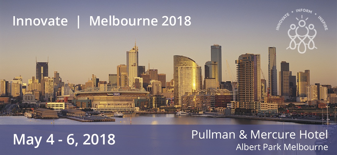 Melbourne conference image and dates