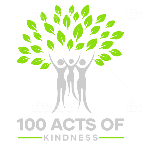 100 acts of kindness small size