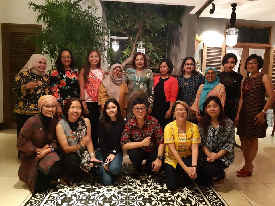 SI Kemang and Anusha visit Jan 2019
