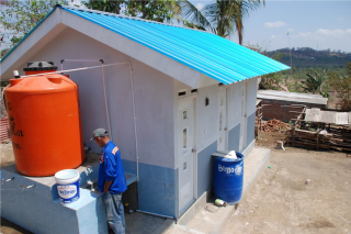Lombok Rebuk Satu Wash Facilities