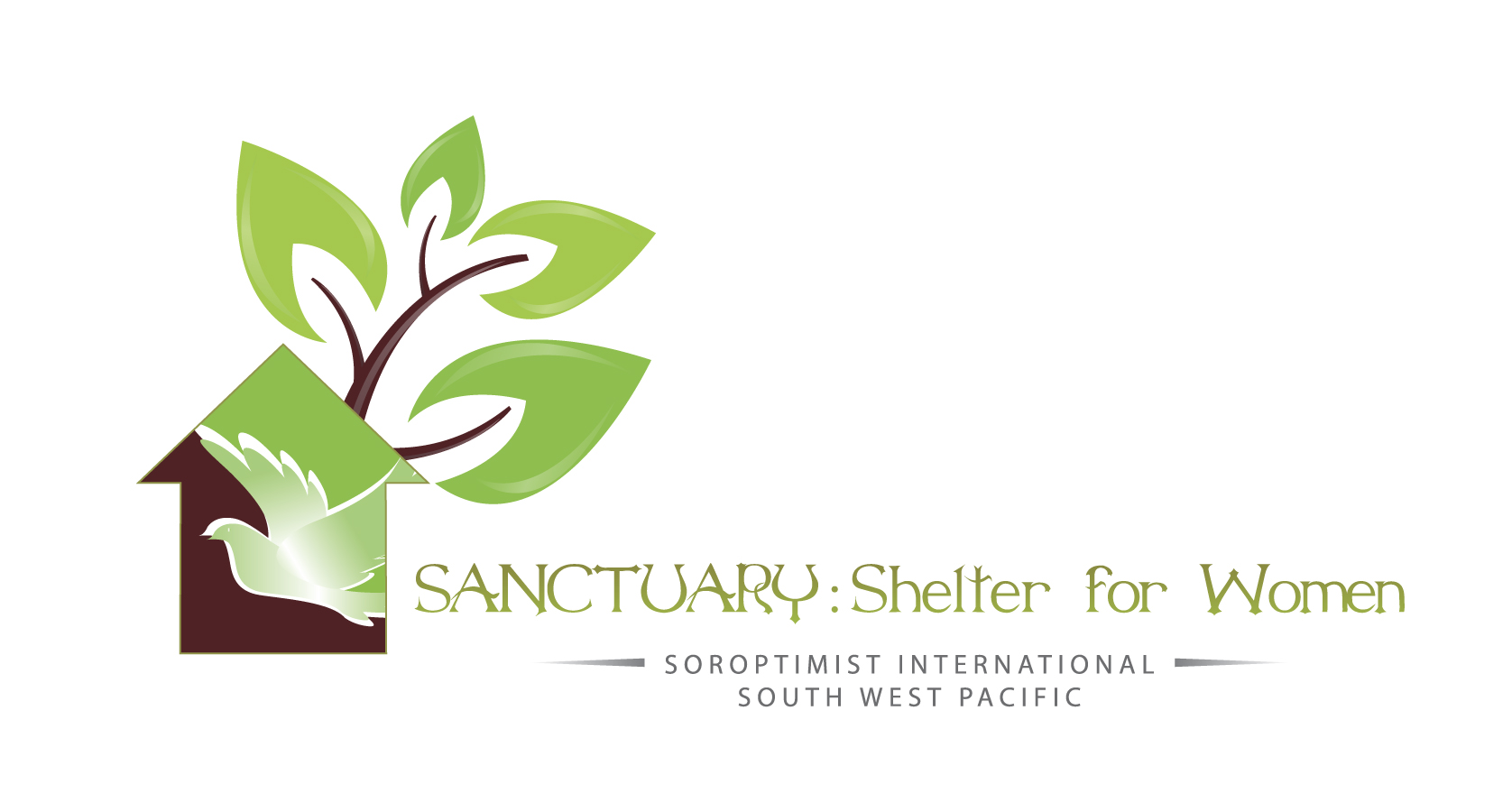 sanctuary shelter for women logo